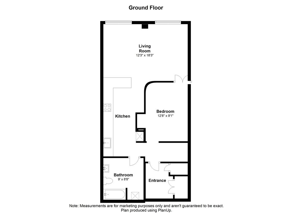 Laconia lofts condos south end ma current listings for Marshfield homes floor plans