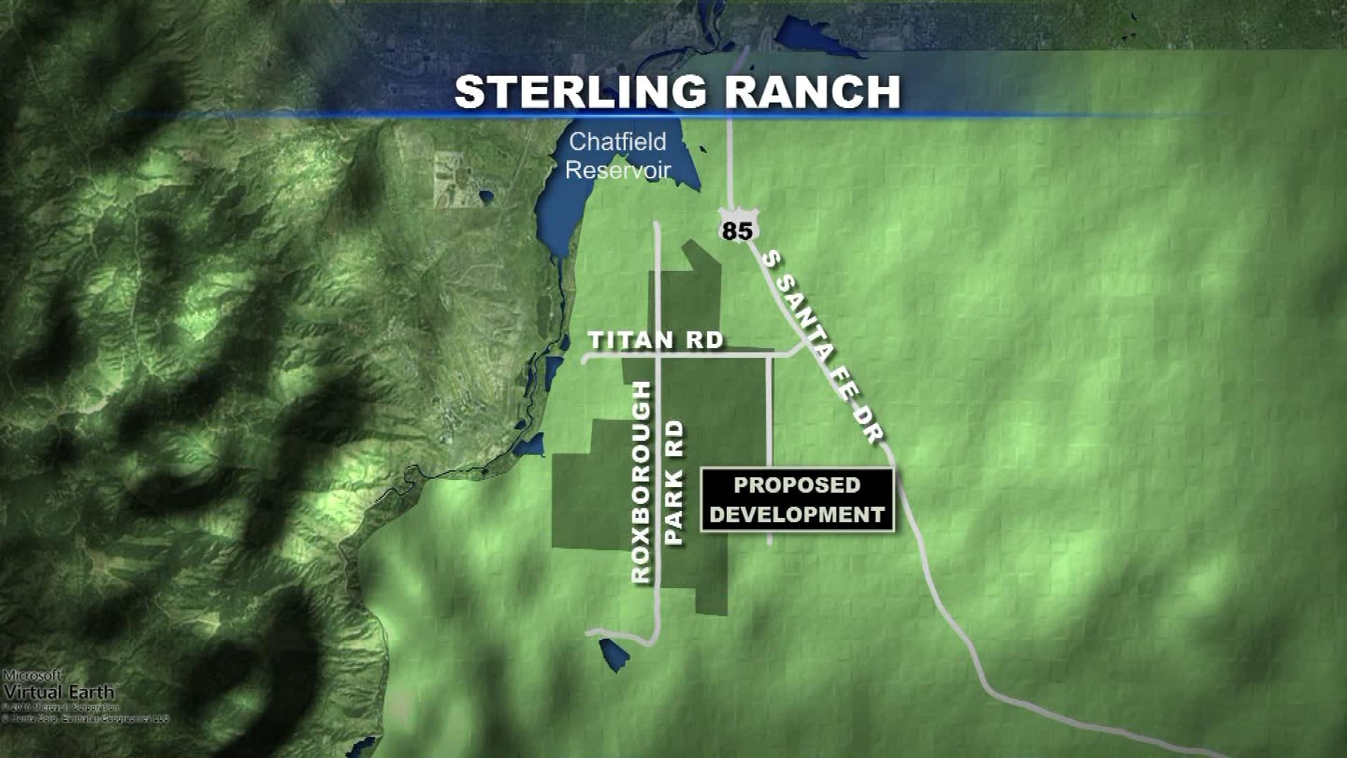 Sterling Ranch Colorado Map.Sterling Ranch Usaj Realty