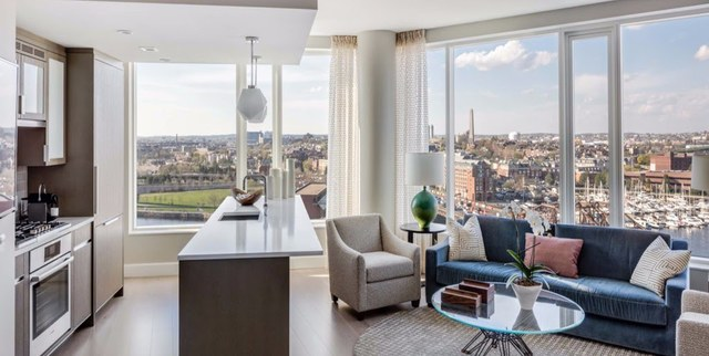 Luxury Apartments Condo Floor: Lovejoy Wharf Luxury Condos For Sale Or Rent In Boston