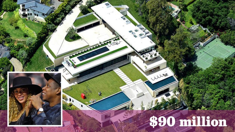 LA Times: Beyoncé and Jay-Z are about to become L A  homeowners, if