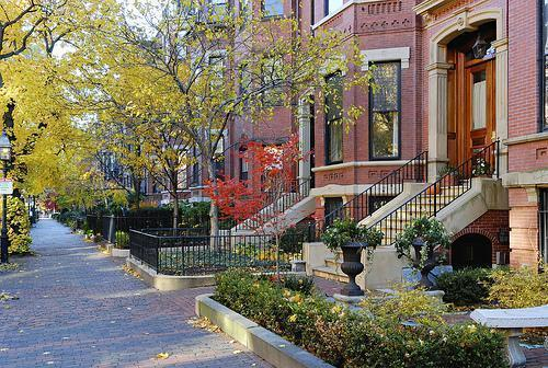 Back Bay Boston Apartment Rentals