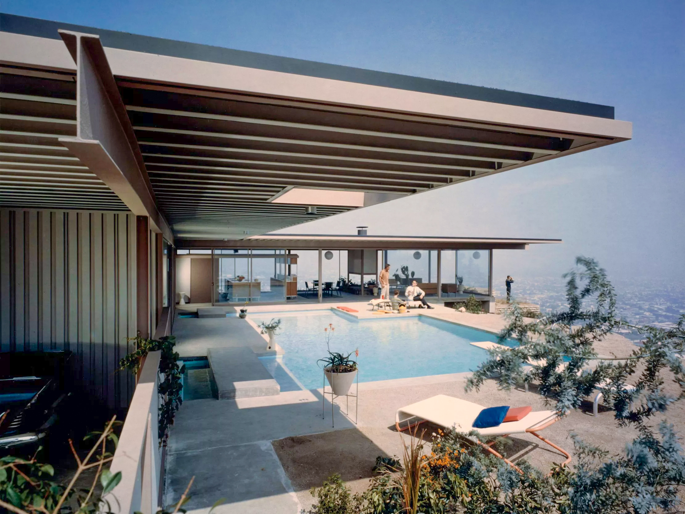 Curbed LA: The Case Study houses that made Los Angeles a modernist mecca |