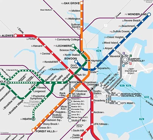 Alewife Subway Map.Mbta Apartment Search Information All Access Boston Mbta Apartment