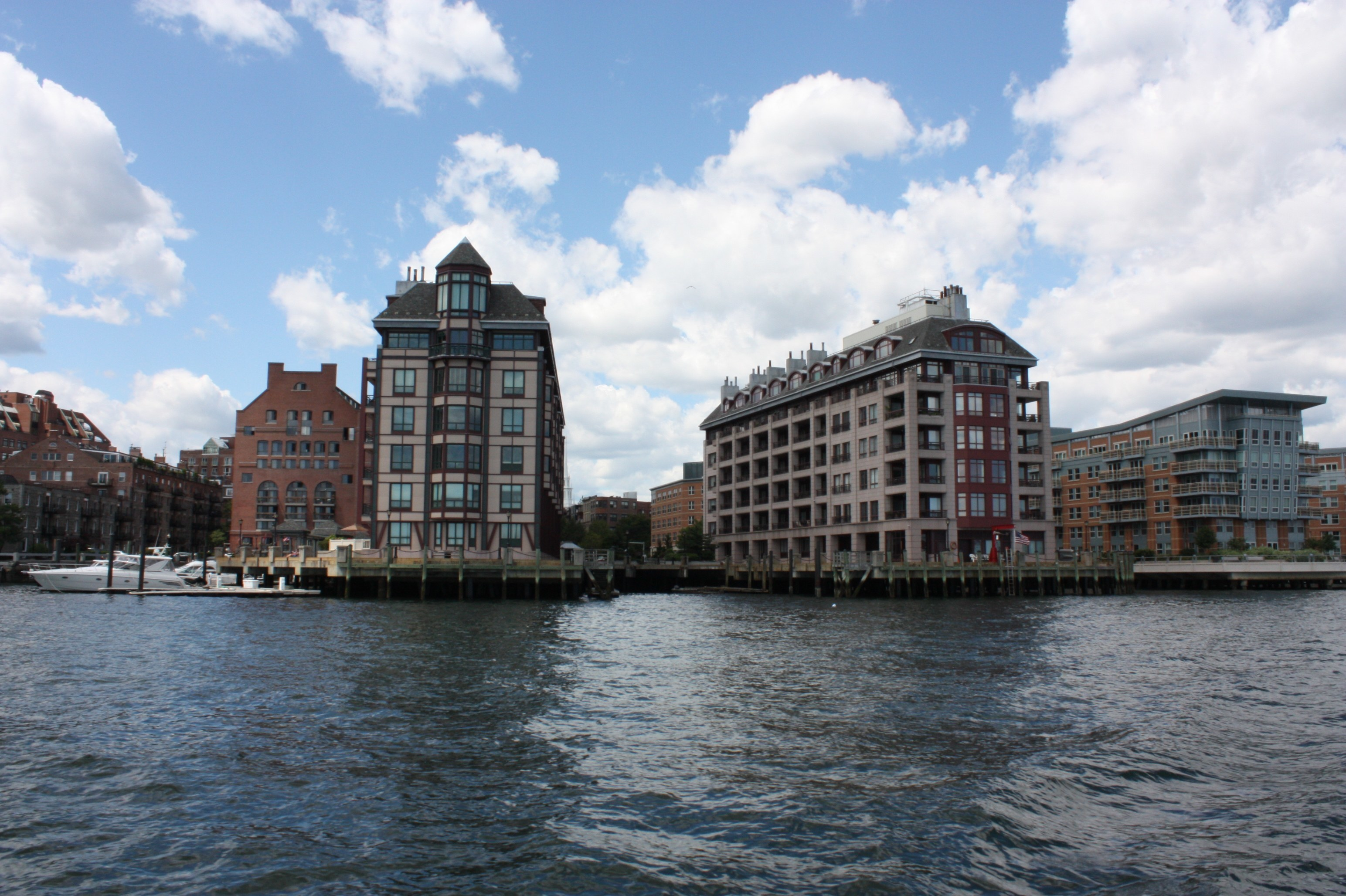 Burroughs Wharf Boston Condos For Sale 40 Battery St And