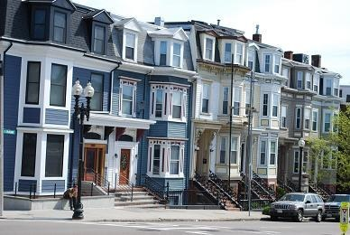 South Boston East Broadway Row House Capital Residential Group