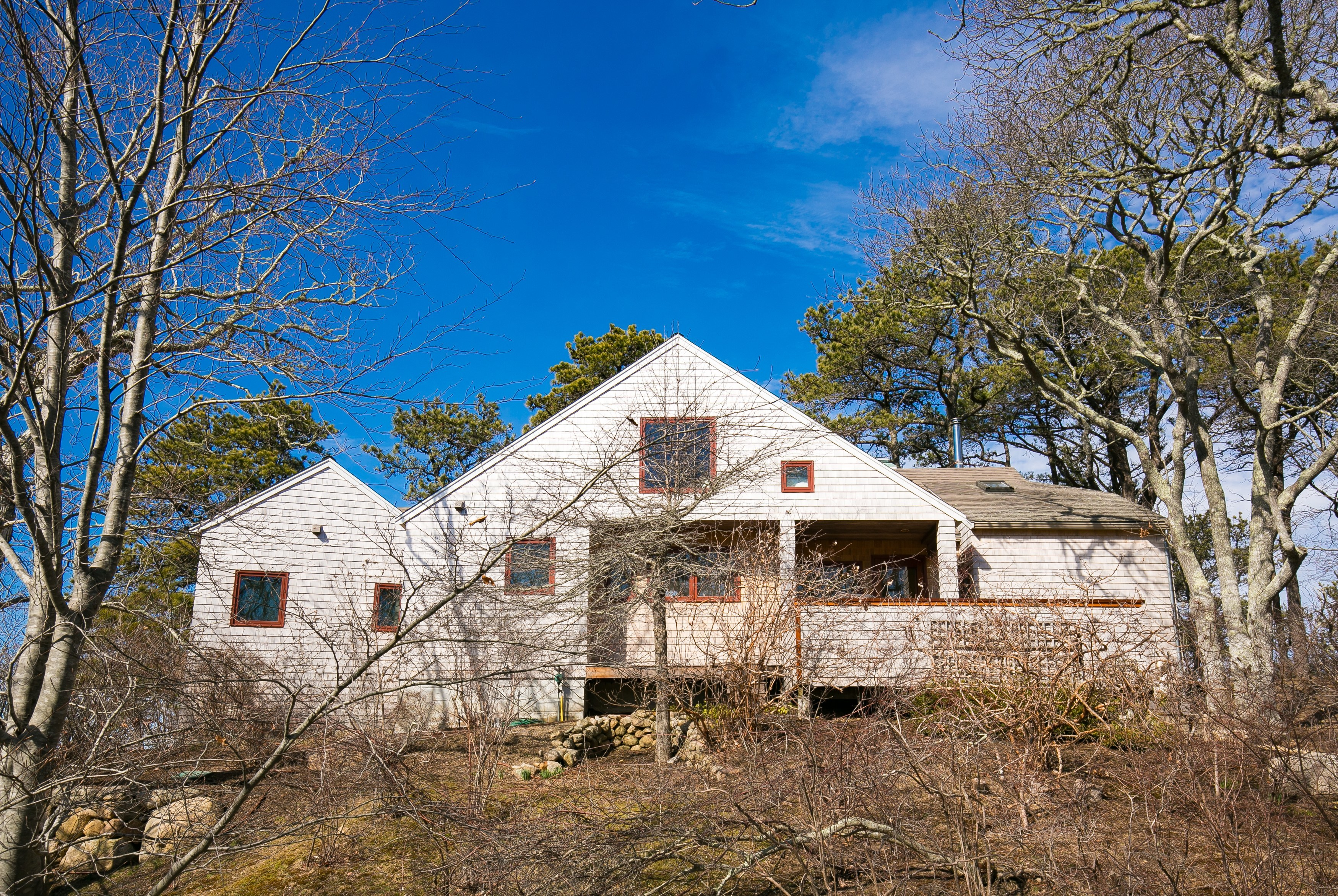 Waterview Chilmark Contemporary Home