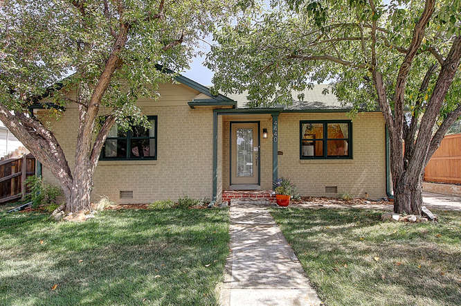 Home For In Grandview Denver Listed By Live Urban Real Estate