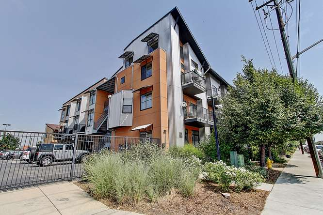 Loft For In Denver Colorado Listed By Live Urban Real Estate