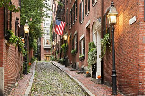 Astounding Beacon Hill Boston Massachusetts Robert Paul Properties Home Interior And Landscaping Eliaenasavecom